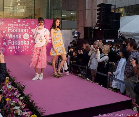 ファッションウィーク福岡イメージ