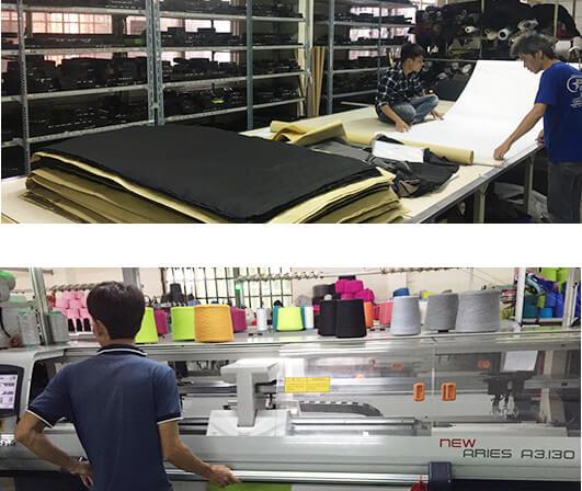 ベトナム生産工場イメージ
