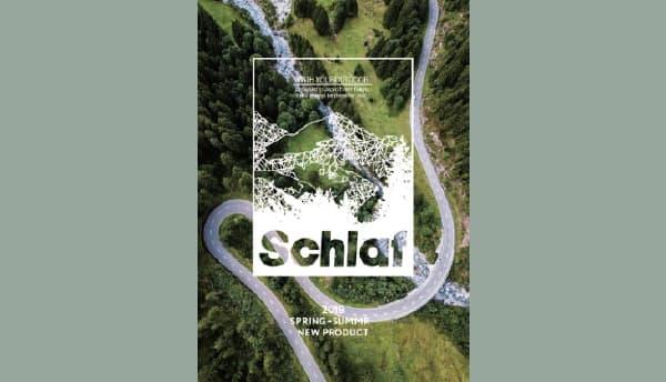 Schlaf 2019 春夏カタログ