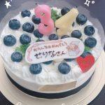 スタッフの誕生日☆