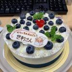 ('▽'*)岩澤さん世利さんHAPPYBIRTHDAY(*'▽')